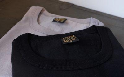 A VONTADE   Tube Pocket T-Shirt L/Sleeve