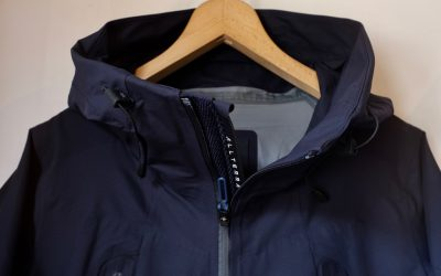 DESCENTE ALLTERRAIN   ACTIVE SHELL JACKET