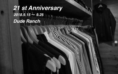 21 st Anniversary!