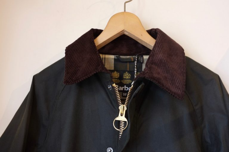 Barbour   NEW BURGHLEY WAX JACKET