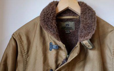 Nigel Cabourn   40s US CLIP JACKET