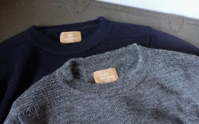 Nigel Cabourn   CREW NECK SWEATER