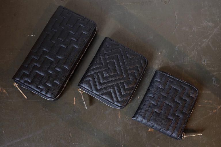 TSUNAIHAIYA   Fenomeno Round Zip Wallet・Round Zip Short Wallet・Small Zip Wallet
