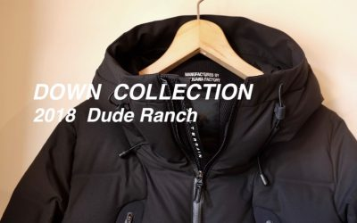 DOWN COLLECTION   2018 Dude Ranch