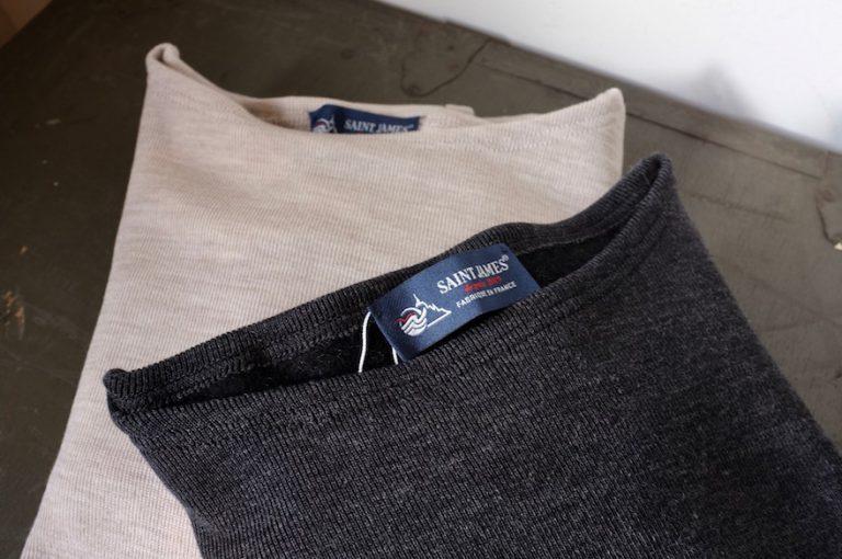 SAINT JAMES   W-Face Sweater