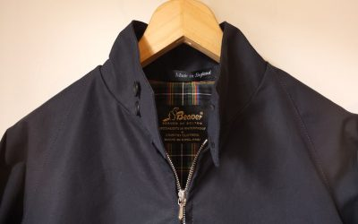BEAVER of BOLTON   Grenfell Jacket
