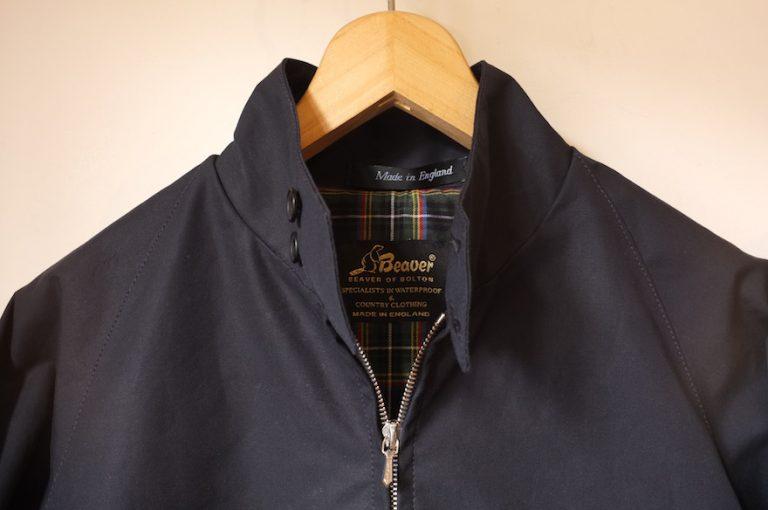 BEAVER of BOLTON   Grenfell Jacket