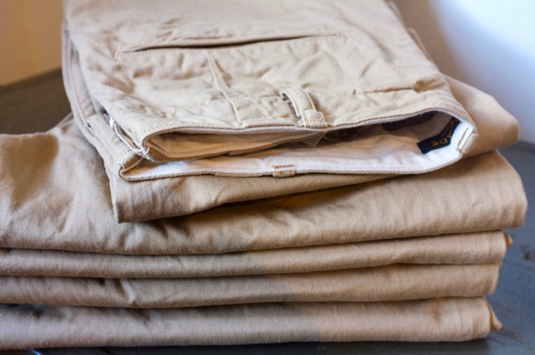 A VONTADE   Classic Chino Trousers -Regular Fit- New!!