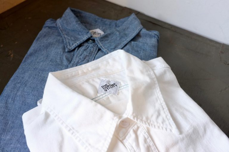 CORONA   NAVY 1 POCKET SHIRT