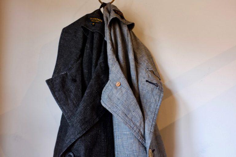 A VONTADE   Linen Duster Coat