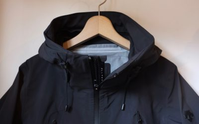 "DESCENTE ALLTERRAIN   HARD SHELL JACKET ""CREAS"""