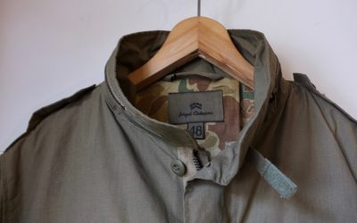 Nigel Cabourn   M-43 TYPE FIELD JACKET