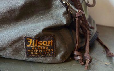 FILSON   DUFFLE PACK