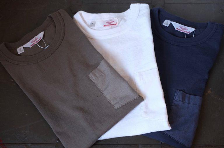 Battenwear   Pocket Tee Shirt
