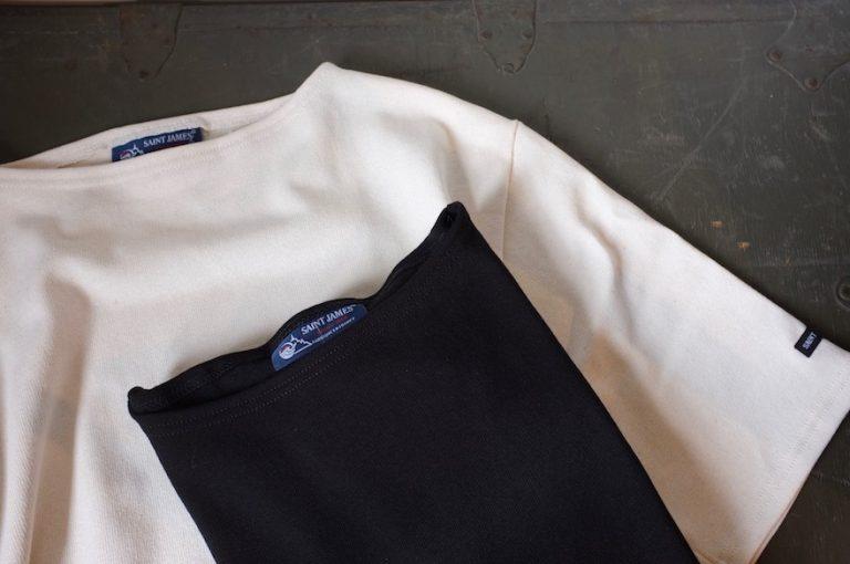 SAINT JAMES   OUESSANT Short Sleeves