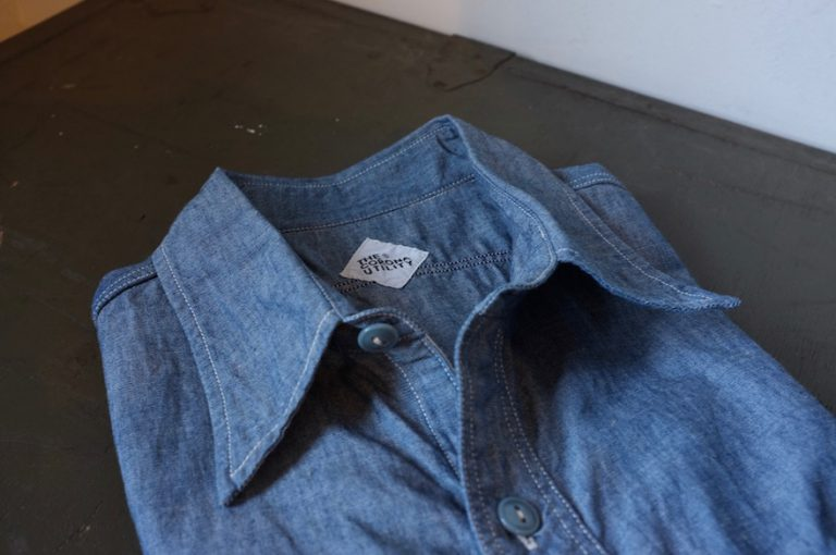 CORONA   NAVY 1 POCKET SHIRT・SHORT SLEEVE