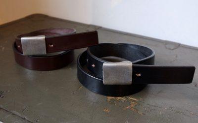 Martin Faizey   1.25inch Plated Belt