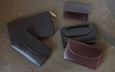 Whitehouse Cox   3 FOLD PURSE・NAME CARD CASE・3 Fold Wallet・Zip Round Purse