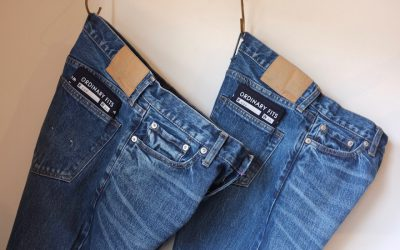 ORDINARY FITS   5PKT ANKLE DENIM NEW 3YEAR & One Wash IND