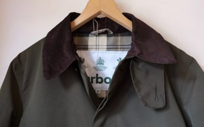 Barbour   Barbour Single Breasted Coat