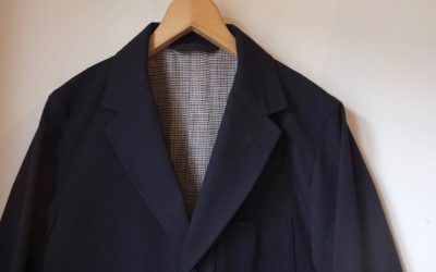 Nigel Cabourn   HOSPITAL JACKET