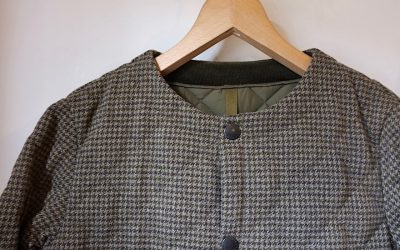 Barbour   NO COLLAR LIDDESDALE WOOL CHECK