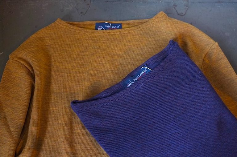 SAINT JAMES   OUESSANT W-FACE SWEATER