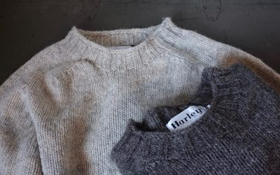 Harley   PLAIN CREW NECK SWEATER