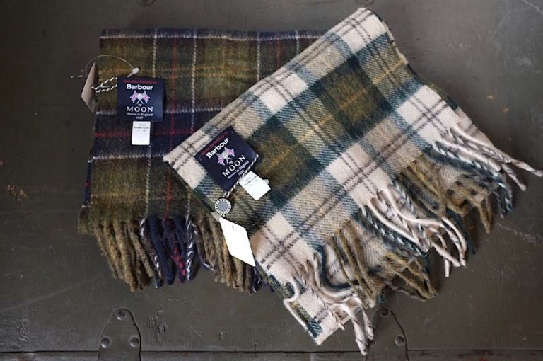 Barbour   MOON SCARF