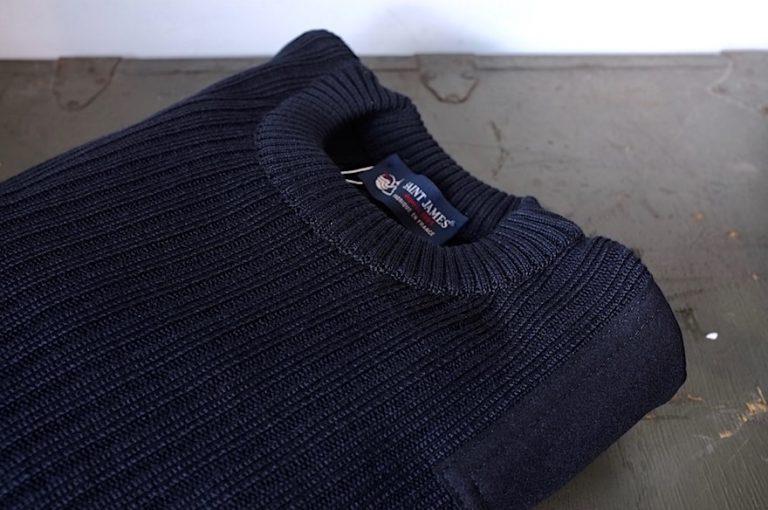 SAINT JAMES   Army Sweater