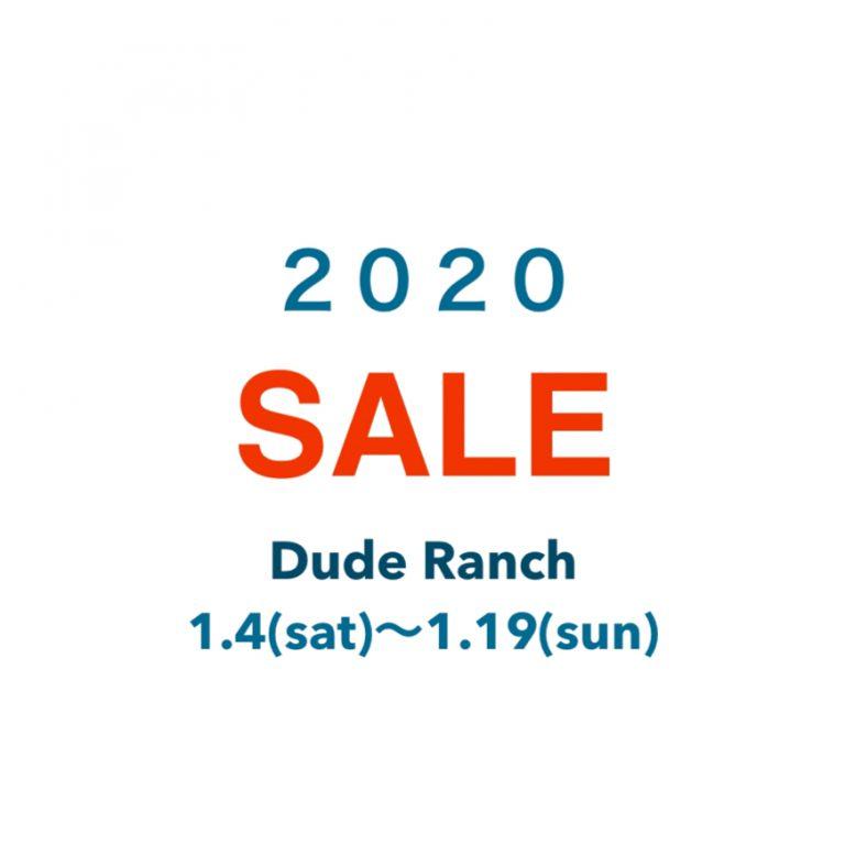 2020 WINTER SALE のご案内です!