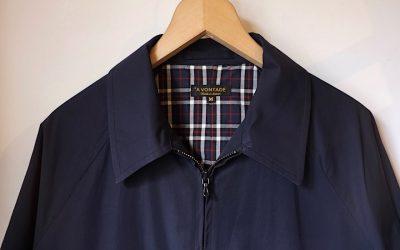 A VONTADE   Harrington Jacket