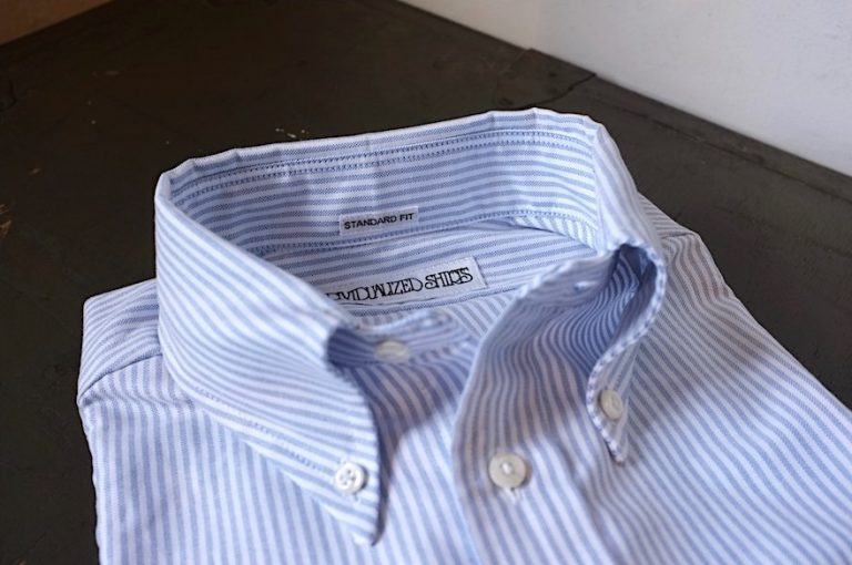 INDIVIDUALIZED SHIRTS   Candy Stripe Standard Fit Button Down