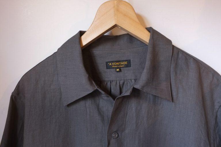 A VONTADE   Gardener Shirt Jacket