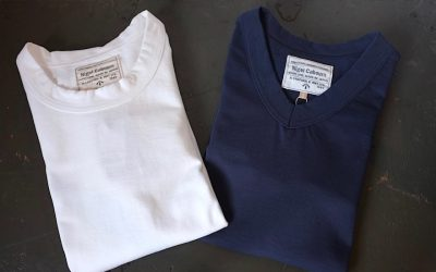 Nigel Cabourn   CREW NECK & V NECK -LONG SLEEVE