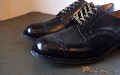 Sanders   Military Derby Shoe