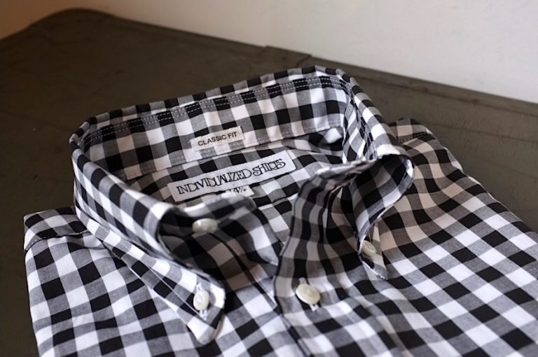 INDIVIDUALIZED SHIRTS   Classic Fit Pop Over S/S BD