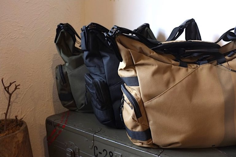 SML   US CORDURA 2WAY SHOULDER BAG
