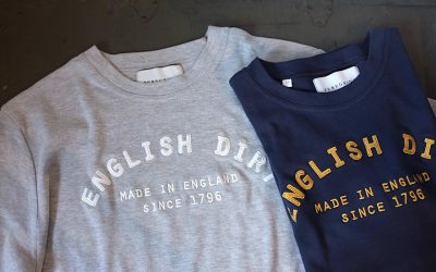 PEREGRINE   English Dirt tee shirt
