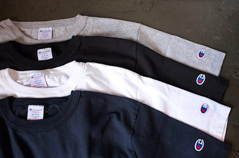 Champion   T 1011 US T-SHIRT w Pocket