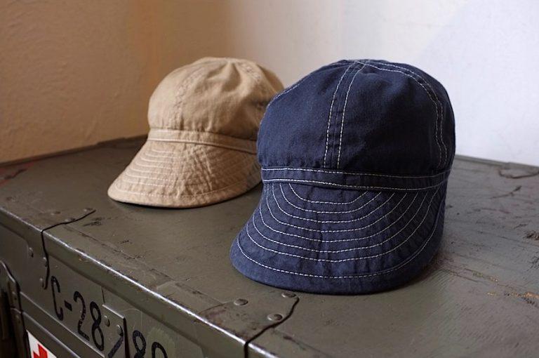 Nigel Cabourn   BASIC CAP