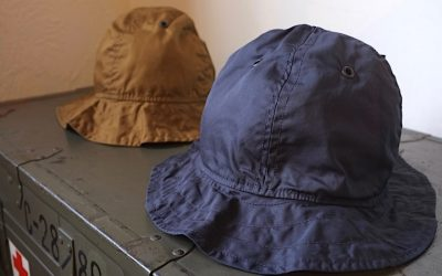 CORONA    LUCY TAILOR・HAND MADE REVERSIBLE UTICA HAT