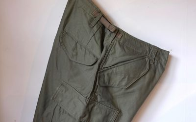 A VONTADE   M-51 Trousers -Modify-