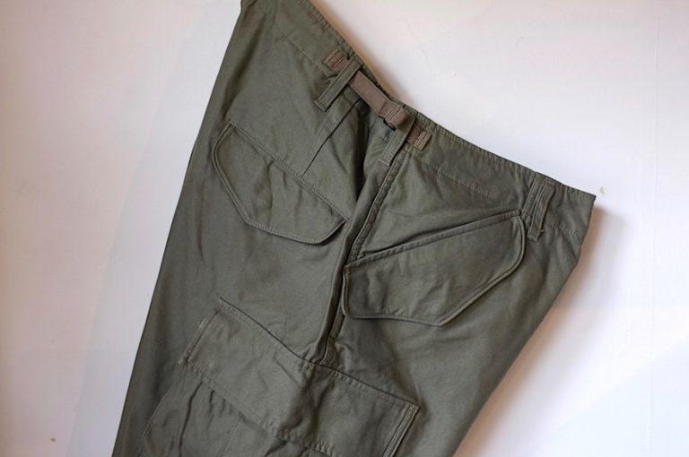 A VONTADE   M-51 Trousers -Modify-