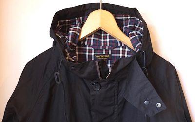 A VONTADE   British Field Hooded Jacket