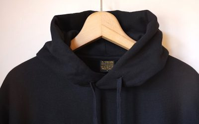 A VONTADE   Hooded Sweat Parka