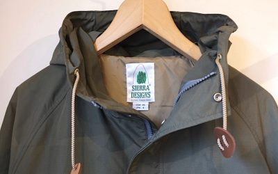 SIERRA DESIGNS   FISHTAIL PARKA