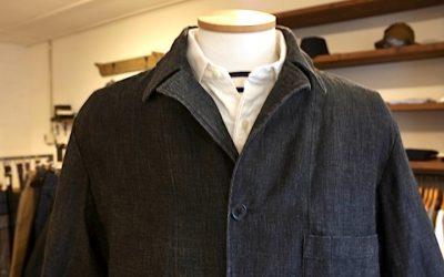 A VONTADE   Linen Ateriler Long Coat