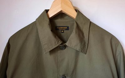 A VONTADE   Utility Shirt Jacket II