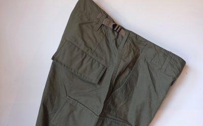 A VONTADE   Jungle Fatigue Trousers